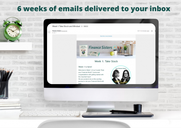 6-week email course